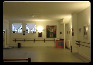 Salle à Croix